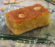 Σάμαλι το τέλειο σιροπιαστό γλυκό