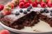 Κέικ σουφλέ με 3 υλικά χωρίς ζάχαρη