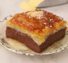 Γαλακτομπούρεκο με την τέλεια κρέμα σοκολάτας
