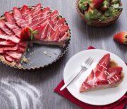 """Τάρτα """"Κροστάτα"""" με φράουλες το απόλυτο Ιταλικό γλυκό"""