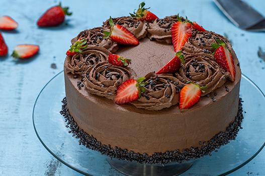 Ονειρικό Κέικ σοκολάτας Tres Leches (Video)