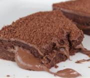 Σοκολατογλυκό ψυγείου πειρασμός με 3 μόνο υλικά (Video)