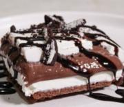 Γλυκό ψυγείου βανίλια σοκολάτα (Video)