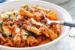 Ριγκατόνι με πλούσια σάλτσα κιμά και τυριά στο φούρνο